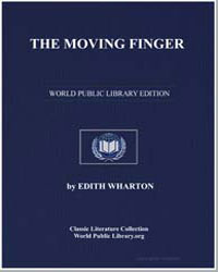 The Moving Finger by Wharton, Edith