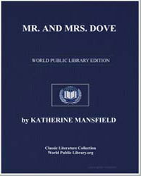 Mr. And Mrs. Dove by Mansfield, Katherine