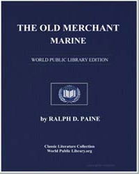 The Old Merchant Marine by Paine, Ralph D.