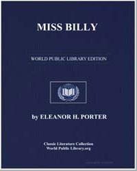 Miss Billy by Porter, Eleanor Hodgman