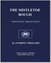 The Mistletoe Bough by Trollope, Anthony
