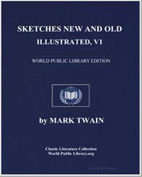 Sketches New and Old, Illustrated, V1 by Twain, Mark