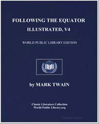 Following the Equator, Illustrated, V4 by Twain, Mark