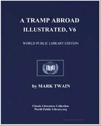 A Tramp Abroad, Illustrated, V6 by Twain, Mark