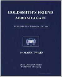 Goldsmith's Friend Abroad Again by Twain, Mark