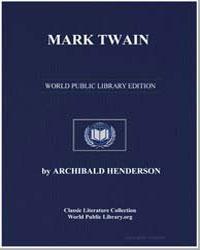 Mark Twain by Henderson, Archibald