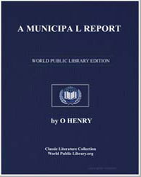 A Municipal Report by Henry, O.