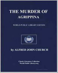 The Murder of Agrippina by Tacitus, Publius Cornelius Gaiu