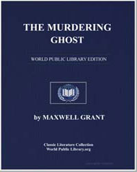 The Murdering Ghost by Grant, Maxwell