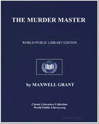 The Murder Master by Grant, Maxwell