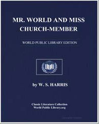 Mr. World and Miss Churchmember by Harris, W. S.