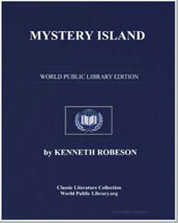 Mystery Island by Robeson, Kenneth