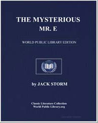 The Mysterious Mr. E by Storm, Jack