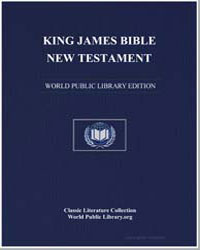 King James Bible : New Testament by