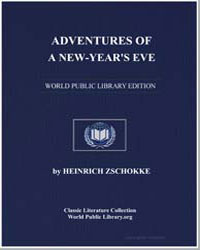 Adventures of a Newyear's Eve by Zschokke, Heinrich