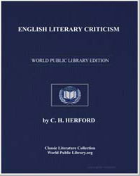 English Literary Criticism by Hutchinson, Joshua
