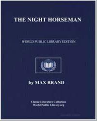 The Night Horseman by Brand, Max