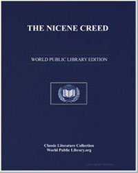 The Nicene Creed : As Set Forth at Nicoe... by Hutchinson, Joshua