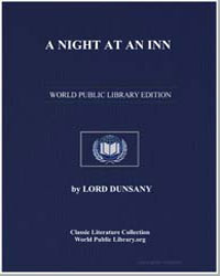 A Night at an Inn by Dunsany, Lord