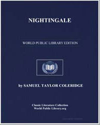 Nightingale by Coleridge, Samuel Taylor