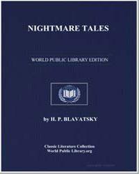 Nightmare Tales by Blavatsky, Helena Pretrovna