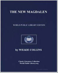 The New Magdalen by Collins, Wilkie