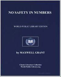 No Safety in Numbers by Grant, Maxwell