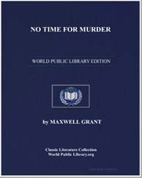 No Time for Murder by Grant, Maxwell