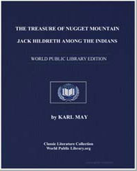 The Treasure of Nugget Mountain : Jack H... by May, Karl