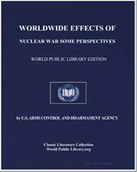 Worldwide Effects of Nuclear War : Some ... by