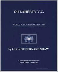 Oflaherty V.C. by Shaw, George Bernard