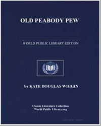 Old Peabody Pew by Wiggin, Kate Douglas Smith