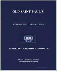 Old Saint Paul's by Ainsworth, William Harrison