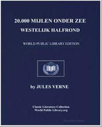 20. 000 Mijlen Onder Zee : Westelijk Hal... by Verne, Jules