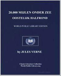20. 000 Mijlen Onder Zee : Oostelijk Hal... by Verne, Jules
