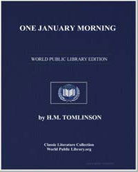 One January Morning by Tomlinson, H. M.