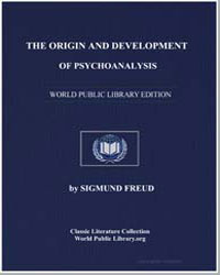The Origin and Development of Psychoanal... by Freud, Sigmund
