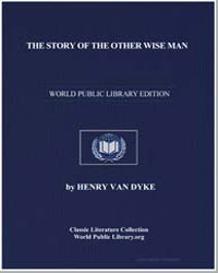 The Story of the Other Wise Man by Van Dyke, Henry