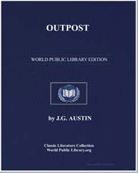 Outpost by Austin, J. G.