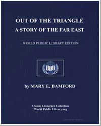 Out of the Triangle. A Story of the Far ... by Bamford, Mary Ellen