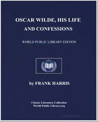 Oscar Wilde, His Life and Confessions by Harris, Frank