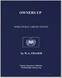 Owners Up by Fraser, W. A.