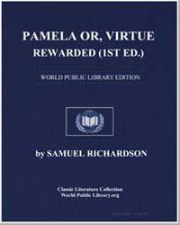 Pamela Or, Virtue Rewarded (1St Ed.) by Richardson, Samuel