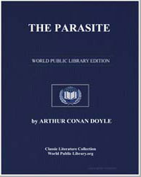 The Parasite by Doyle, Arthur Conan, Sir