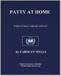 Patty at Home by Wells, Carolyn