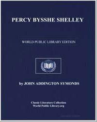 Percy Bysshe Shelley by Symonds, John Addington
