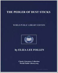 The Pedler of Dust Sticks by Follen, Eliza Lee