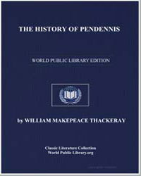 The History of Pendennis by Thackeray, William Makepeace