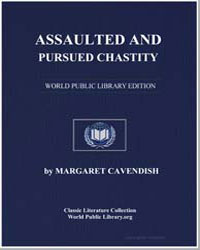 Assaulted and Pursued Chastity by Cavendish, Margaret