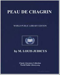 Peau de Chagrin by Judicus, M. Louis